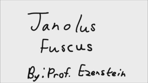 Thumbnail for entry Janolus Fuscus Animation