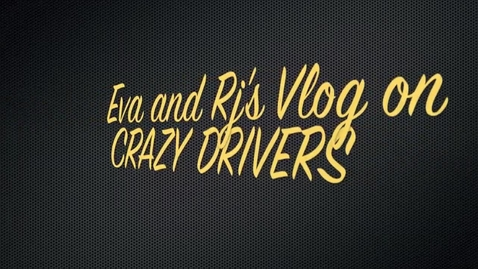 Thumbnail for entry Crazy Drivers