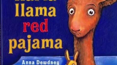 Thumbnail for entry Llama Llama Drawing