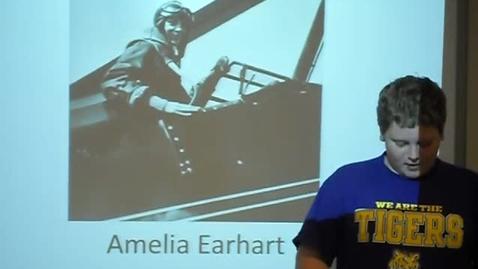 Thumbnail for entry Amelia Earhart