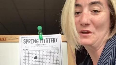 Thumbnail for entry 4/27 SpringGrid