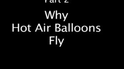 Thumbnail for entry Part 2 Make a Hot Air Balloon