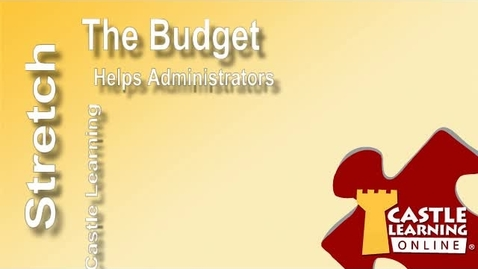 Thumbnail for entry Castle Learning Stretches the Budget Dollar