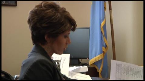 Thumbnail for entry South Dakota Congresswoman Kristi Noem and South Dakota POYs