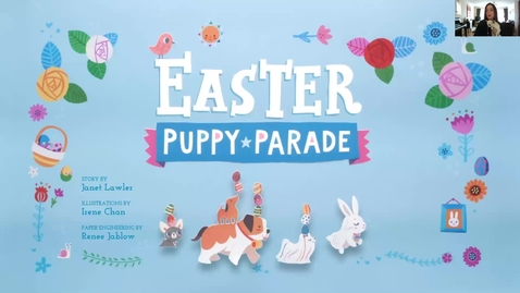 Thumbnail for entry The Easter Puppy Parade