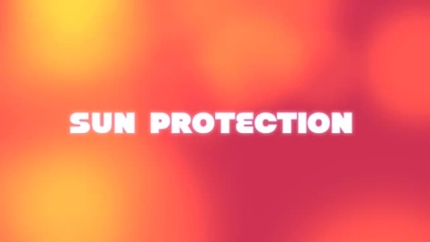 Thumbnail for entry Green Team Sun Protection