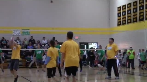 Thumbnail for entry Volleyball School vs. School