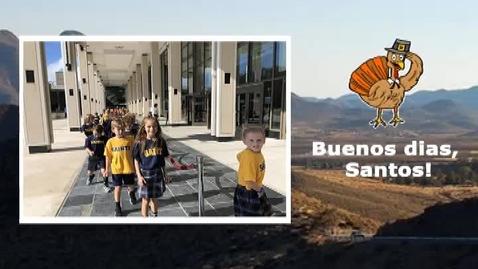 Thumbnail for entry Saints @ 8-November 5, 2019