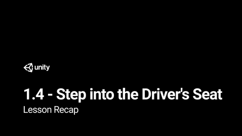 Thumbnail for entry 1.4 Lesson Recap
