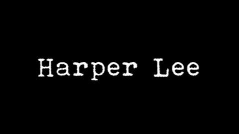 Thumbnail for entry Harper Lee Biography