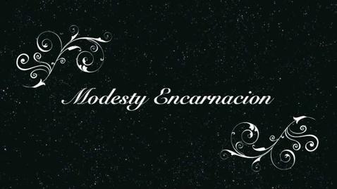 Thumbnail for entry Modesty Encarnacion Edwin markham is51 822