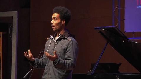 Thumbnail for entry Hip-Hop & Shakespeare? Akala at TEDxAldeburgh
