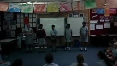 Thumbnail for entry Year 6 Term 1 Dance Assessments - Aurora, Aleena, David, Varsha and Tonia