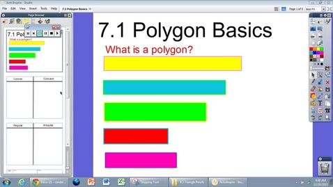 Thumbnail for entry 7.1 Polygon Basics