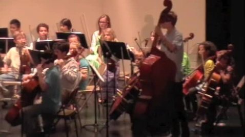 Thumbnail for entry TMS Orchestra June 6, 2013