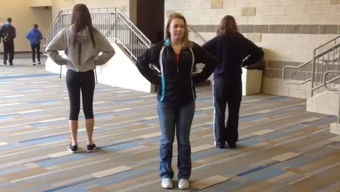 Thumbnail for entry 2015 WHS Cheerleading Tryout Video #2