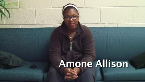 Thumbnail for entry Senior Interviews 2012