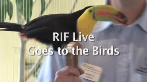 Thumbnail for entry RIF Live - National Zoo Part 1 of 2