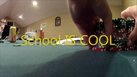 Thumbnail for entry School is Cool