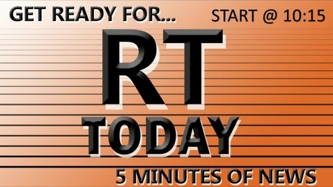 Thumbnail for entry RT Today 3.5.20