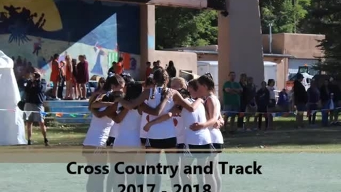 Thumbnail for entry Taos Cross Country and Track 2017-2018