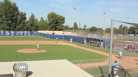 Thumbnail for entry ECR vs. Chatsworth Baseball Game