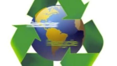 Thumbnail for entry Word of the Week - Reciclar