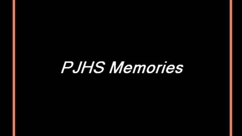 Thumbnail for entry Zach's Memories