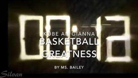Thumbnail for entry Kobe and Gianna