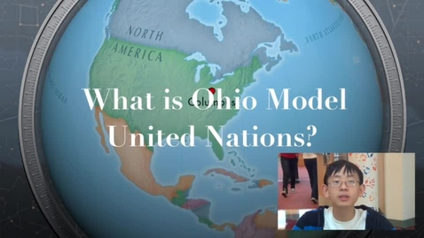 Thumbnail for entry What is Ohio Model United Nations?