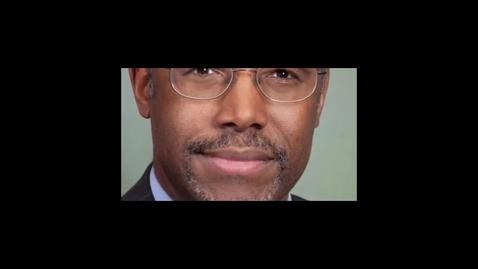 Thumbnail for entry Dr. Ben Carson (JB Baig) on Gun Control