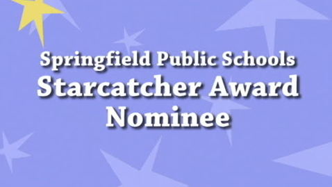 Thumbnail for entry Starcatcher Award Nominee Kerri Bruce