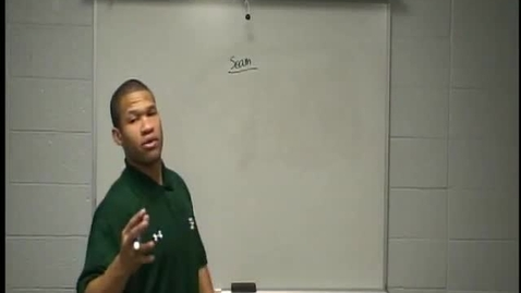 Thumbnail for entry Coach Christopher Bocage Perfect Routes - Seam Route