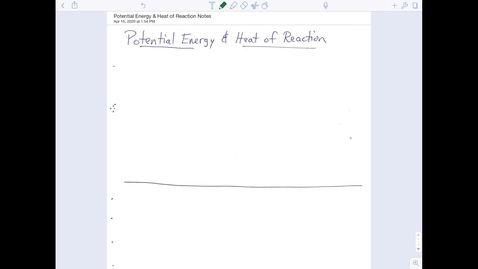 Thumbnail for entry Kinetics Notes Part 5