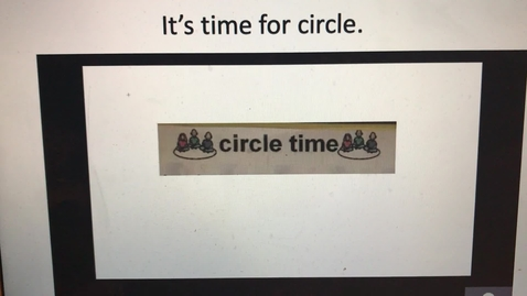 Thumbnail for entry August 12, 2020: Circle Time/Morning Meeting