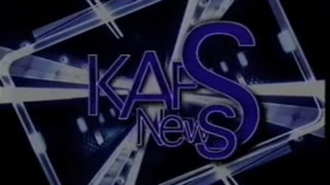 Thumbnail for entry KAFS News 2006-2007 Segment 2