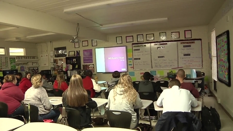 Thumbnail for entry Heather Hall's Video Lesson