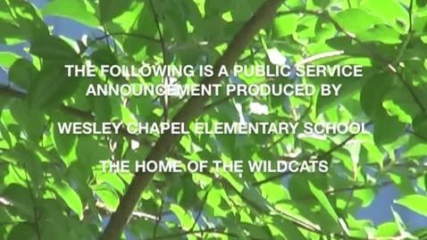Thumbnail for entry Wildcat Roar Sportsmanship PSA