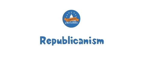 Thumbnail for entry 20-2-Republicanism