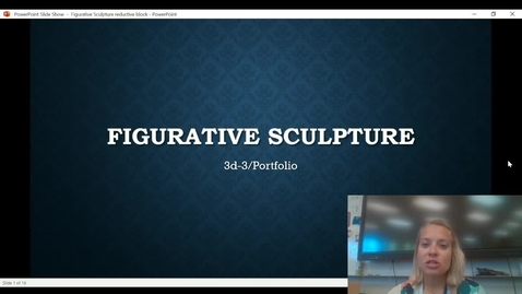 Thumbnail for entry Figurative Reductive Block Video Presentation