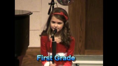 Thumbnail for entry Lena First Grade