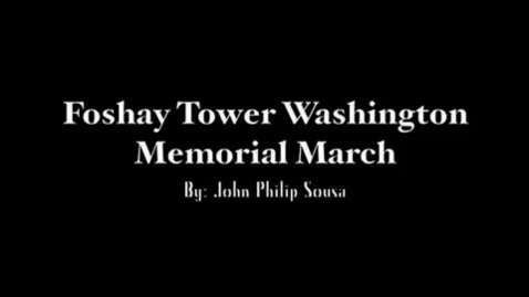 Thumbnail for entry Foshay Tower March