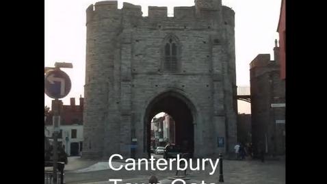 Thumbnail for entry Canterbury Pilgrimage
