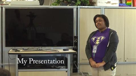 Thumbnail for entry Jannah's Presentation