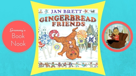 Thumbnail for entry Gingerbread Friends | Children's Books Read Aloud