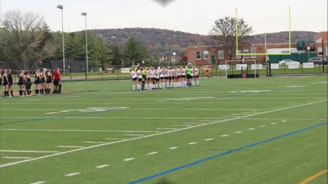 Thumbnail for entry Middletown High School's Field Hockey team wins playoff game against Oakdale