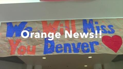 Thumbnail for entry Orange News 1-29-2016