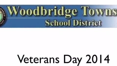 Thumbnail for entry Veterans Day 2014
