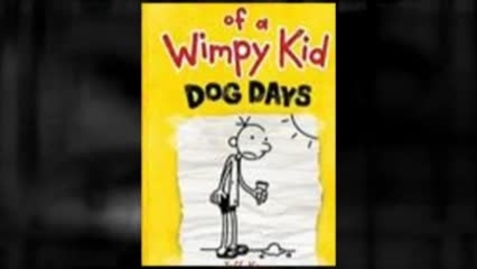 Thumbnail for entry DIARY OF A WIMPY KID:  DOG DAYS, by Jeff Kinney
