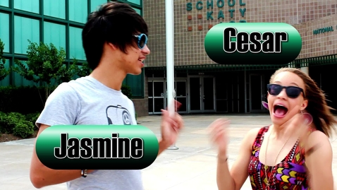 Thumbnail for entry Time of our Lives:RamTVs  Jasmine & Cesa